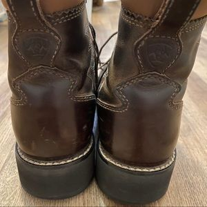 Ariat Shoes - Women's Ariat Western Ankle Booties Size 8
